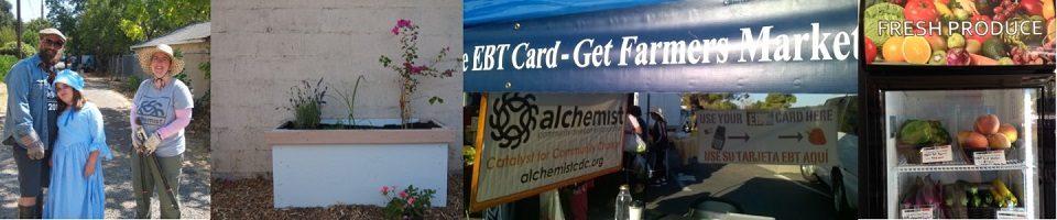 Alchemist CDC - A Catalyst for Change